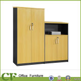 Traditional Style Swing 2 Door Storage Cabinet Filing Cabinet