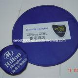 Custom Printed Nylon Folding Flying Frisbee