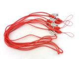 Custom Printed Zipper Lanyard Accessories Neck Strap