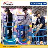 Vr Simulator with Oculus Helmets for Amusement Park Equipment