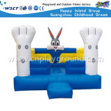 Outdoor Cartoon Rabbit Inflatable Jumper Castle (HD-9806)