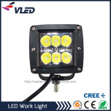 4X4 Auxiliary Driving Lights 18W CREE LED Machine Work Lamps