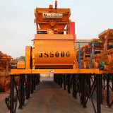 Newst Product 25m3/H Twin Shaft Concrete Mixer Machine (Js500)