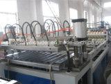 PVC Corrugated Roof Sheet Production Line/Plastic Machine
