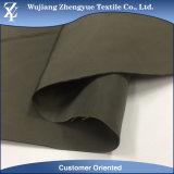 Woven Polyester Twisted Plain Dyed Imitation Memory Jacket Fabric