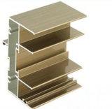 Aluminium Profile Section Manufacturer Powder Coating, Thermal Break, Anodizing, Silver Polishing, Golden Polishing