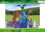 Kaiqi Plastic Climbing Play Sets for Kindergarten, School Yard, Amusement Park