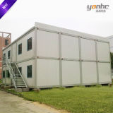 Easy Installation Prefab Container House (C-H 157)
