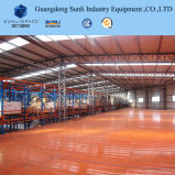 Industrial Storage Shelving Metal Decking System Rack Supported Mezzanine