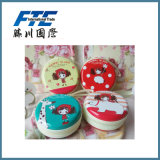 Wholesale Lady Fashion Mini Coin Bag with Keychain