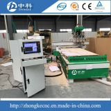 Simple Auto Shifting Heads Wood Cabinets 3D CNC Engraving Machine