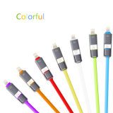 2 in 1 USB Cable for Samsung and iPhone 6