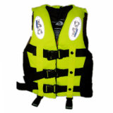 Boating EPE Foam Inflatable Safety Life Vest for Adult (JMC-431A)