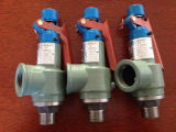 High Temperature High Pressure Stainless Steel Brass Safety Valve