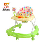 Baby Ride on Unique Baby Walker with Special Down Tray