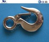 Stainless Steel Eye Hoist Hook