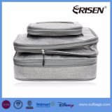 3PCS Set Compression Packing Cubes Luggage Organizers for Travel