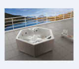 Outdoor Massage SPA Big Tub with Six Angles (M-3330)