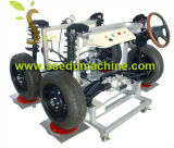 Four Wheel Steering Test Bench Training Workbench Didatic Equipment