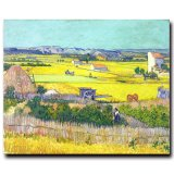 Wholesale Handmade Autumn Scenery Landscape Oil Painting on Canvas