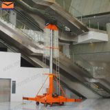 Telescopic Cylinder Mobile Hydraulic Lift Table