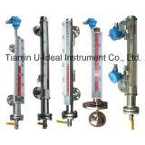 Bi-Color Magnetic Float Level Indicator -Level Gauge-Water Level Meter