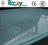 Silkscreen Printing Tempered Laminated Building Glass