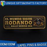 2016 New Design Antique Enamel Metal Name Badges