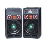 Bluetooth Speaker 666t Stage DJ Speaker with FM