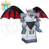 Giant Inflatable Bat with Wing for Halloween Events Decoration