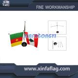 Digital Printing Small Flags, Custom Design Desk Flags