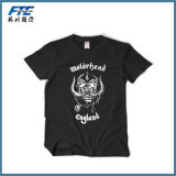 Wholesale China Men High Quality T-Shirts in Black