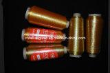 150d Polyester or Viscose Fluorescent Gold Metallic Yarn