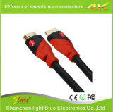 Support 4k*2k/60Hz Red/Black Color-Popular Color HDMI 2.0V Cable