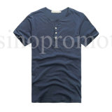 2015 Wholesale High Quality 100% Cotton T Shirt (TS015)
