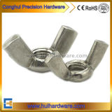 Stainless Steel Wing Nut Butterfly Nut (DIN315)