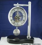 Quartz Clock Pendulum Movement Table Clock