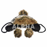 Fashion Acrylic Kid′s Winter Knitted Hats