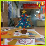 Customed PVC Foam Board for Christmas (TJ-UV-010)