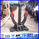 Marine Boat Ship CB/T 711-1995 Spek Anchor with CCS ABS Lr Gl Dnv Nk BV Kr Rina RS Certification