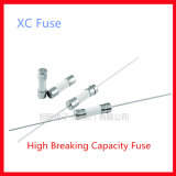 Xc Fuse 5*20 Ceramic Fast Blow Fuse with High Breaking Capacity UL VDE Certification