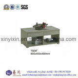 China Factory Melamine TV Stand Table (TS08#)