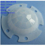 Custom Made 45.9mm Wide Angle Fresnel PIR Lens for Infrared Switch 8603-3