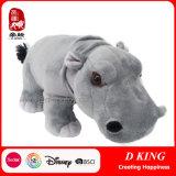 Custom Good Quality Hippo Soft Plush Toys Stuffed Animals