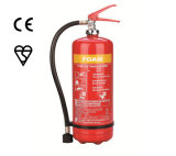Foam Portable Fire Extinguisher with Bsi Kitemark/En3/Ce Approved