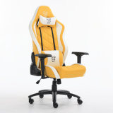 Soft Head and Waist Pillow Office Gamer Chair Racing Game Style