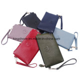 Best Selling Cowhide Leather Women Clutch Bag (KCL1280)