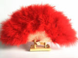 Wholesale Colorful Feather Hand Fans