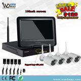 Hot Sale 10.1 Inch LCD Screen CCTV WiFi NVR IP Camera Systems