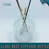 350ml Round Clear Empty Glass Reed Diffuser Bottle